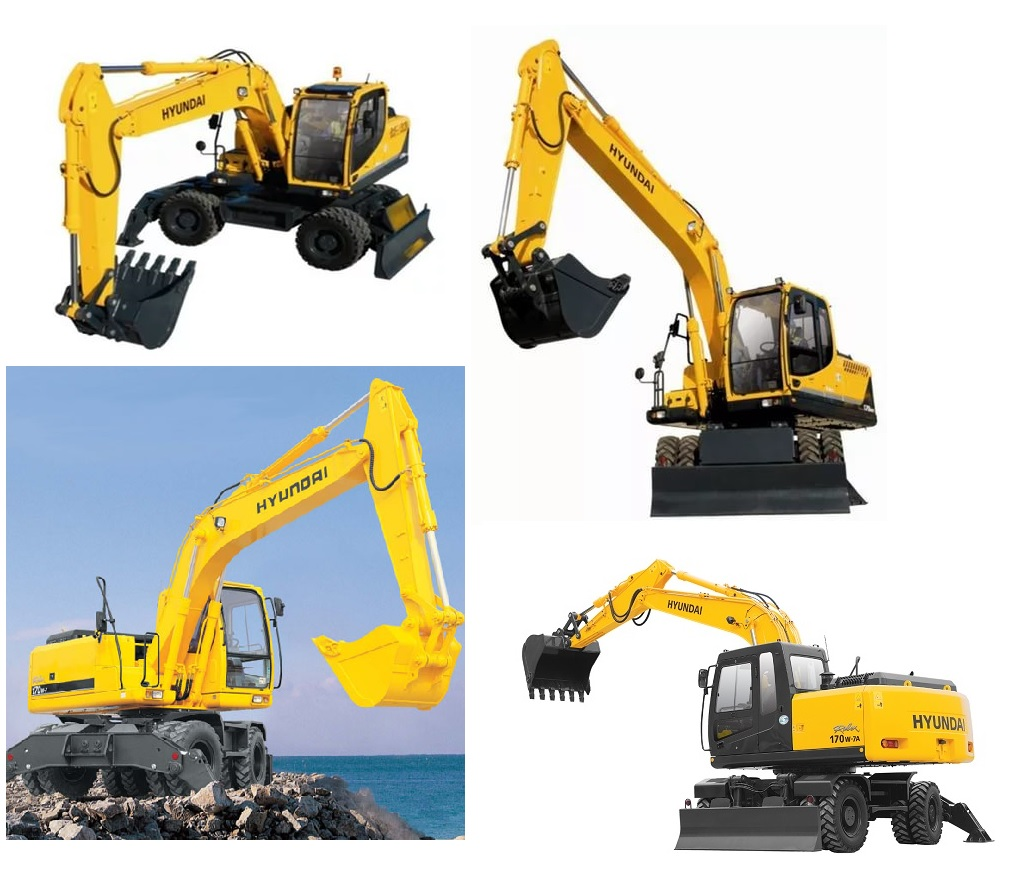 аренда крупногабаритных строительных машинHYUNDAI R170 11
