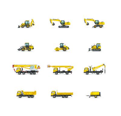 Аренда строительной техники в Москве и области