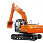 Услуги гусеничного экскаватора Hitachi Zaxis-3